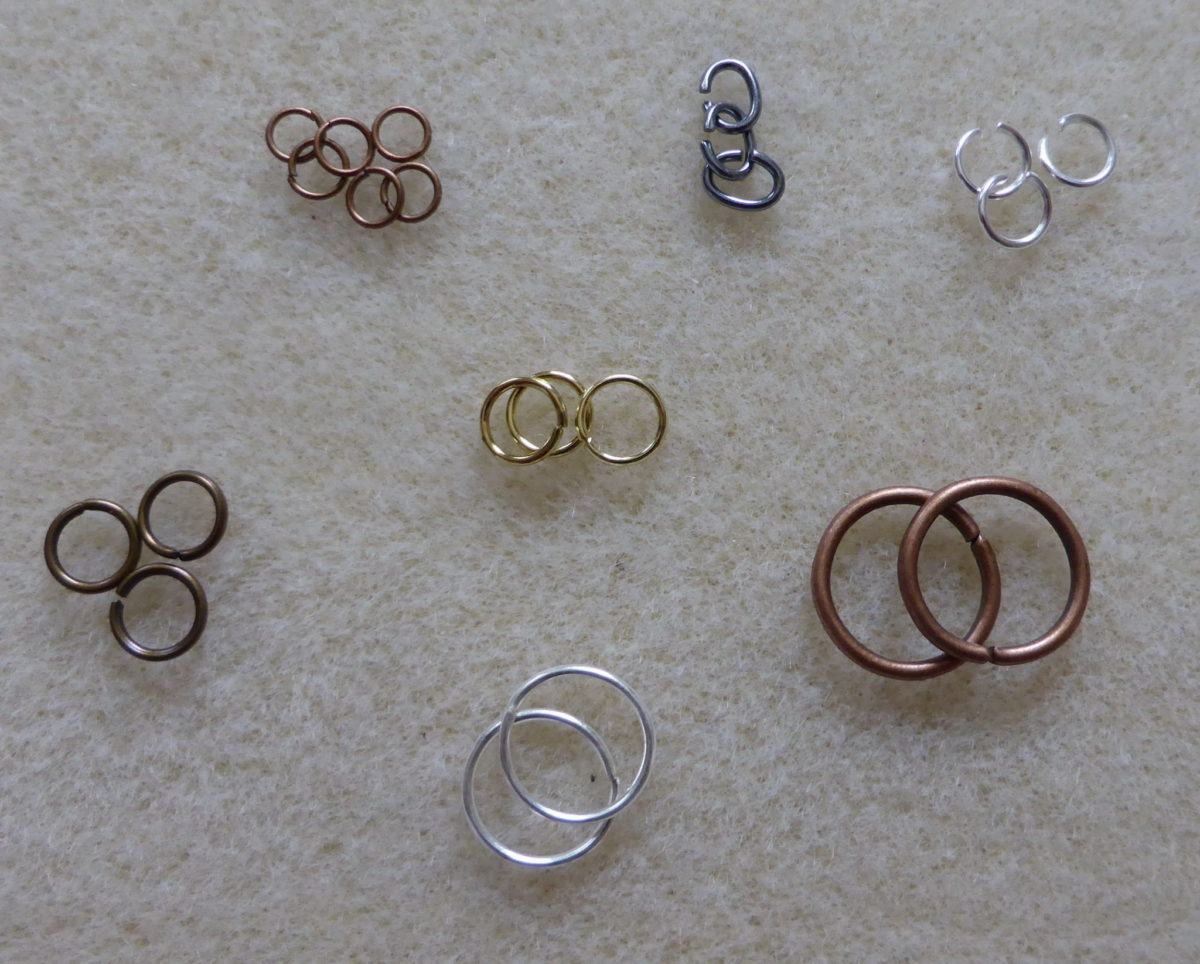 Metalni delovi za nakit - alke