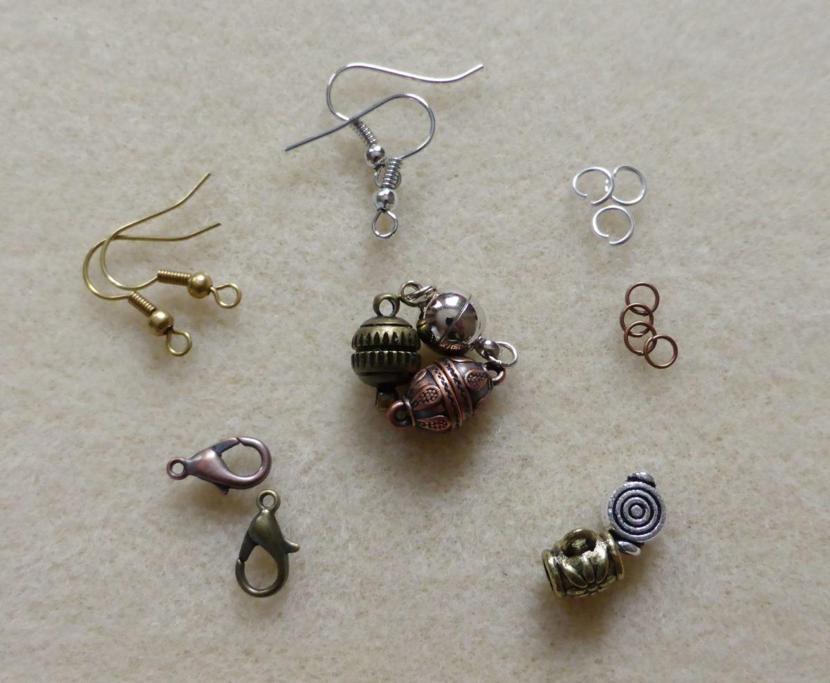 Metalni delovi za nakit