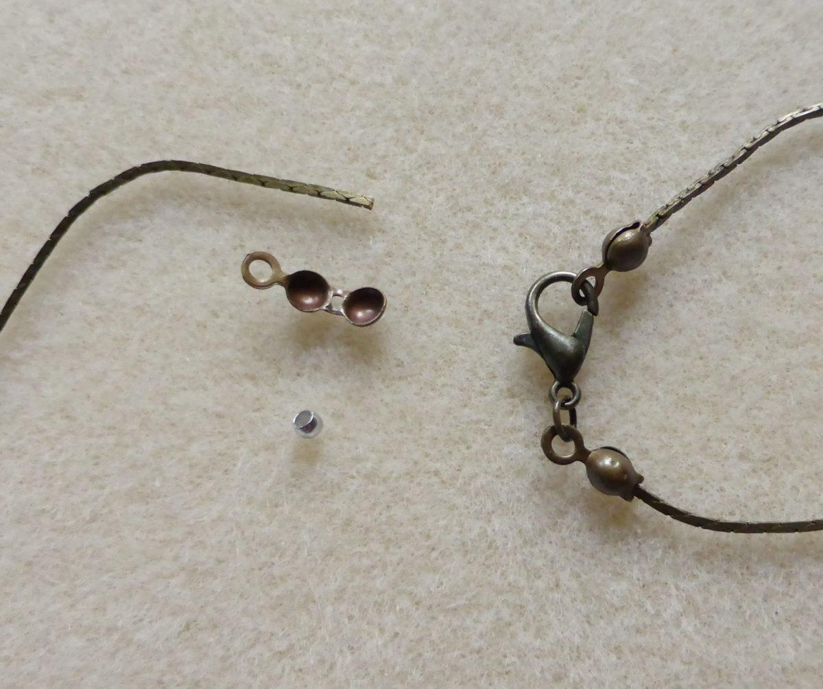 Materijal za izradu lančića sa stoperom