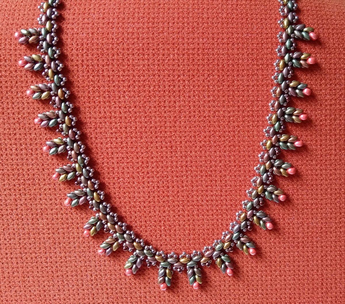 Puntilla ogrlica