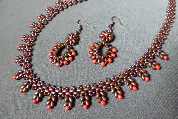 Puntilla ogrlica sa Summer Daze mindjušama