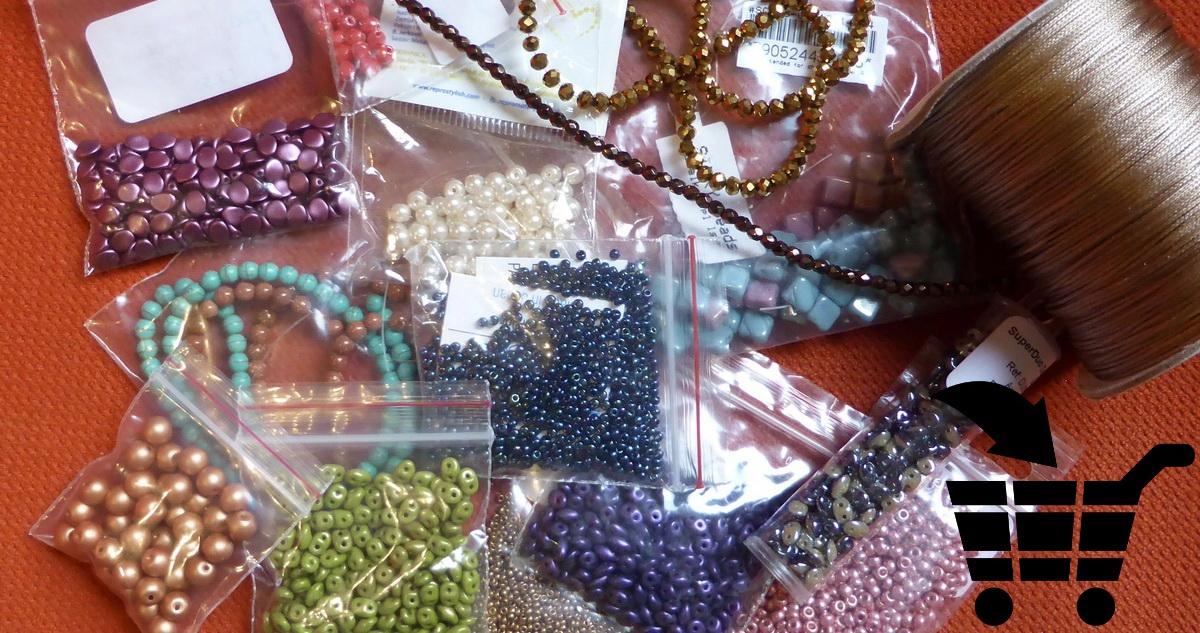 Kako kupiti materijal za nakit: direktna i online kupovina