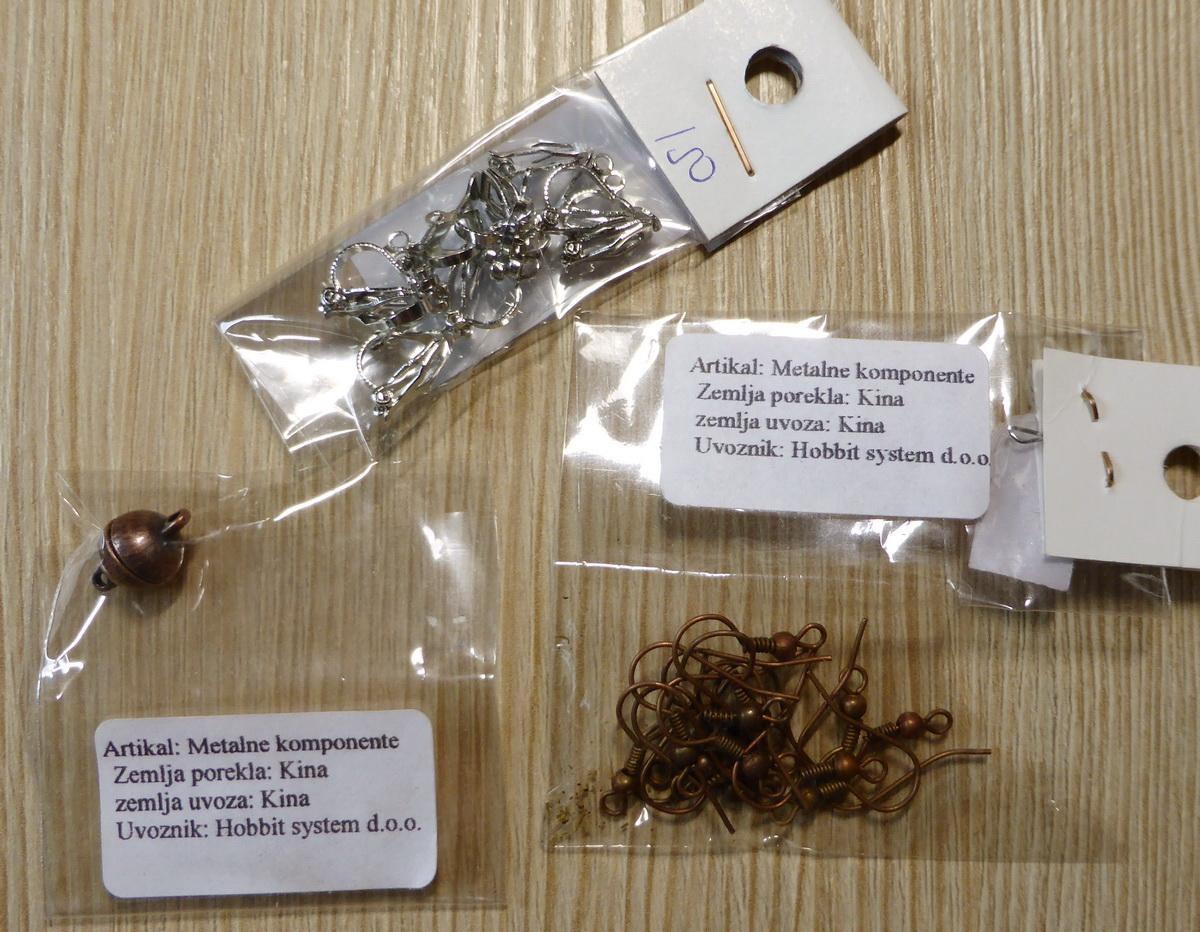 Materijal za nakit - Hobbit System