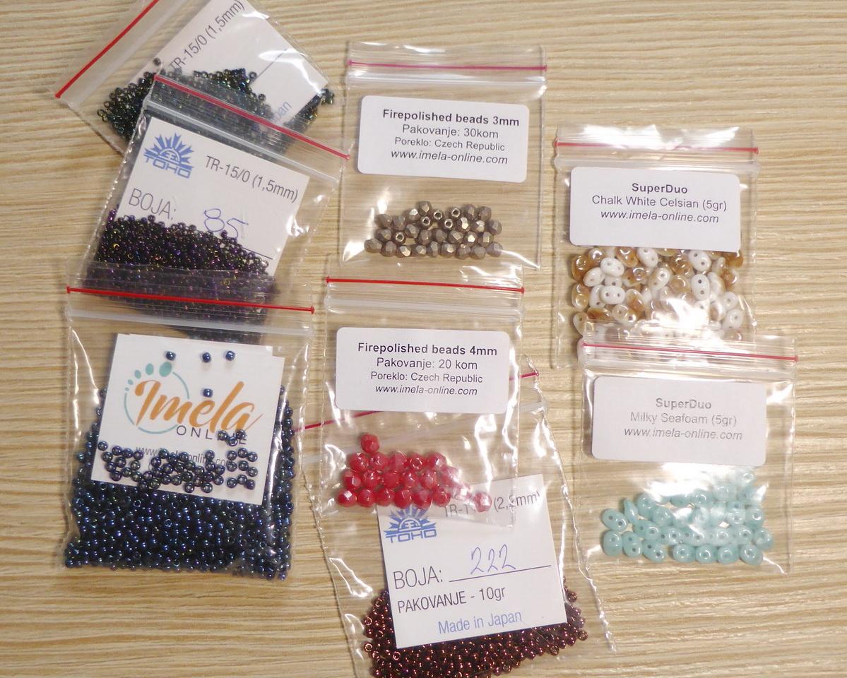 Materijal za nakit Imela-Online