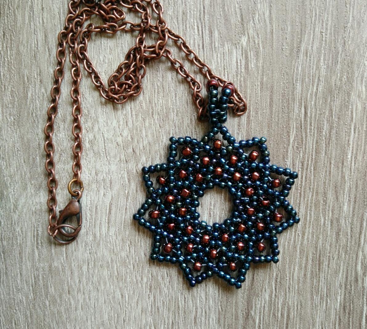 PLavo-bronzana zvezda